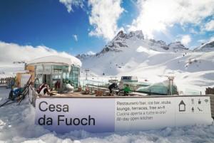 """Rifugio """"Cesa Da Fuoch"""""""